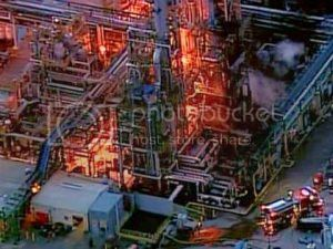 Evergreen Oil Refinery