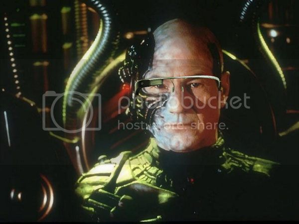 Borg - Google Glasses